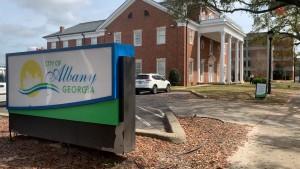 Albany Utilities Building