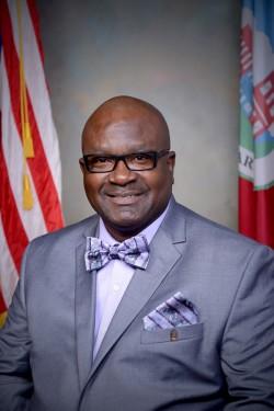 Larry Johnson Of Sylvester